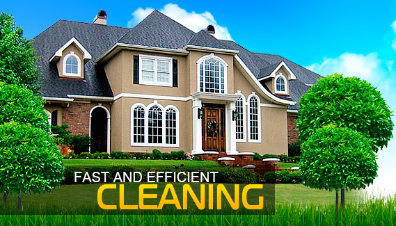 Fast and efficient Cleaning Services